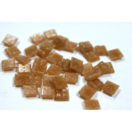 Мозаика с вкраплениями серо-коричневый микс А07 , 1х1 см.