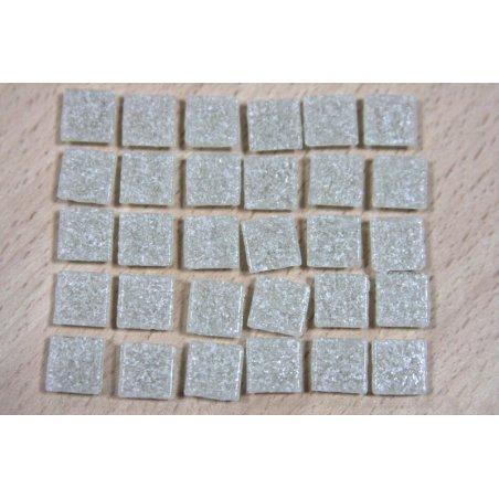 Мозаика с вкраплениями серый слабый Х22, 1х1 см.