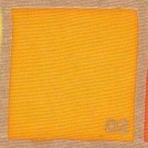 """02 Краска по шелку и светлым тканям растекающаяся """"Setasilk""""  светло-оранжевый"""