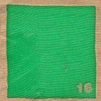 """Краска по шелку и светлым тканям растекающаяся """"Setasilk""""№16 Зеленый лазурный, 45мл."""