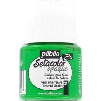 Краска для темных тканей Восточная розовая 022 Setacolor Opaque Pebeo