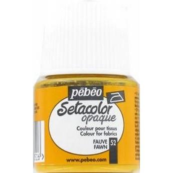 Краска для темных тканей сангина 051 Setacolor Opaque Pebeo