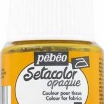052 Краска для темных тканей бледно-коричневый  Setacolor Opaque Pebeo