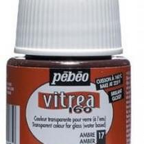 Краска для стекла под обжиг Vitrea Pebeo Пурпурный 16