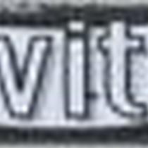Маркер прозрачный запекаемый Vitrea Желтый солнечный 118080