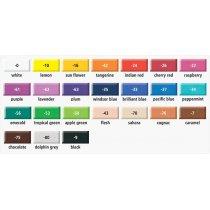 Набор полимерной глины Фимо Софт, 24 цвета по 56г