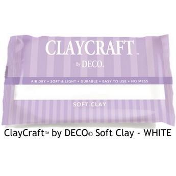 Белая глина DECO©