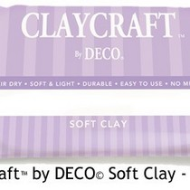 Белая глина DECO© (Деко клэй), 137г