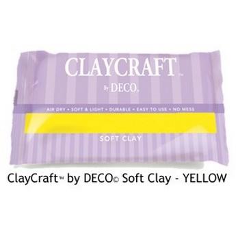 Желтая глина DECO©