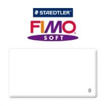 Полимерная глина Fimo Soft, 350г №0 - белый