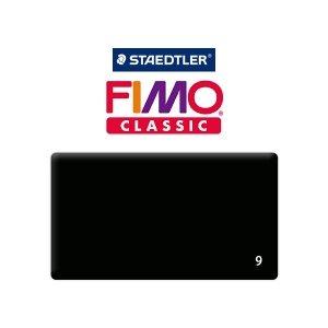 Полимерная глина Fimo Classic, 350г №9 - черный