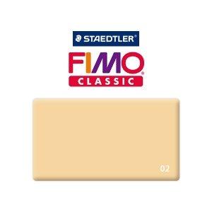Полимерная глина Fimo Classic, 350г №02 - шамапань