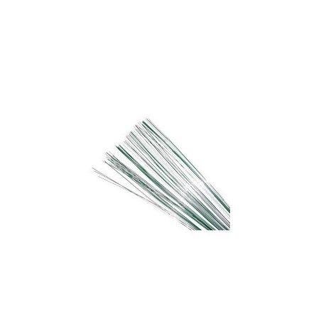 Проволока для стволов зеленая, диаметр - 0,5 мм