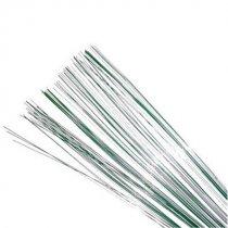 Проволока для стволов зеленая, диаметр - 1 мм