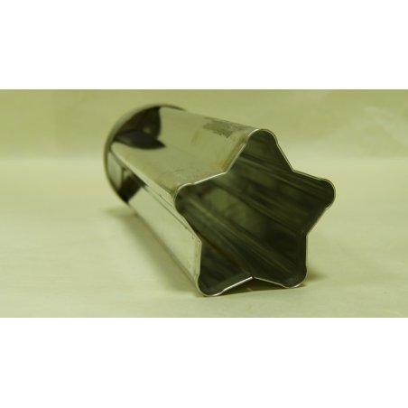 Форма для мыла под нарезку Пятиугольная звезда, большая