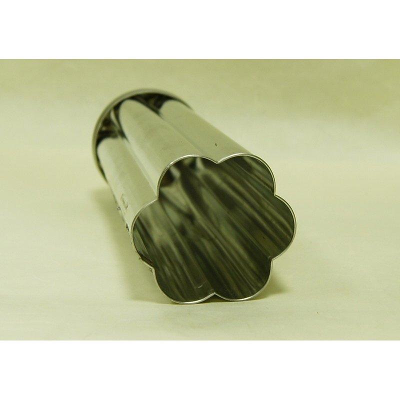 Форма для мылы под нарезку Цветок большой (6 лепествов)