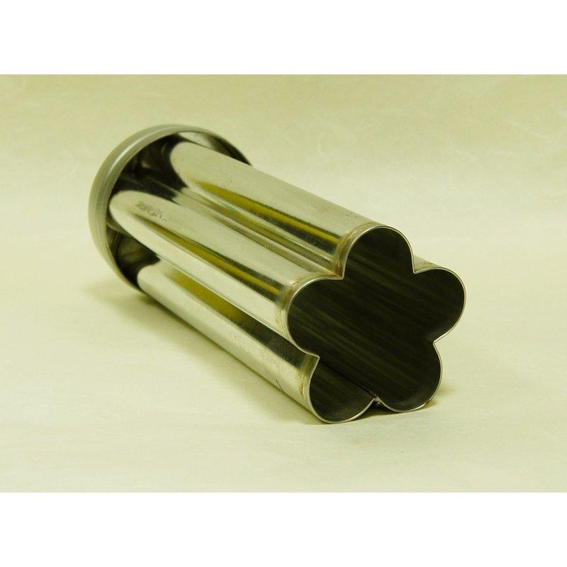 Форма для мылы под нарезку Цветок №2 (5 лепестков)