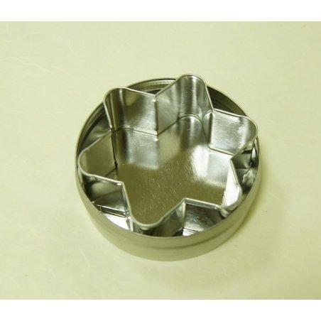 Форма для мыла Звезда шестиугольная №600563