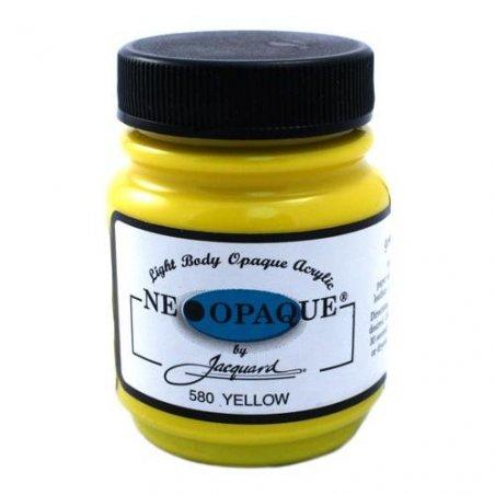 Акриловая краска Neopaque Yellow (Желтый)