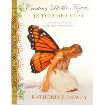 Книга по созданию фигур людей Creating Lifelike Figures IN POLIMER CLAY