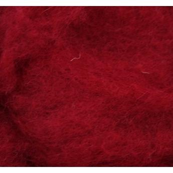 Шерсть новозеландский кардочес цвет - К3013