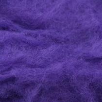Шерсть новозеландский кардочес К4016 (27мк.), фиолетовый,25г.