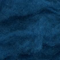 Шерсть новозеландский кардочес К6010 (27мк.), темно-синий, 25г.