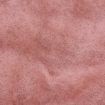 Шерсть новозеландский кардочес К4012 (27мк.), чайная роза, 25г.