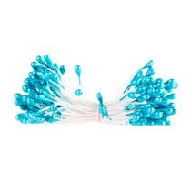 №73 Цветочные тычинки голубые