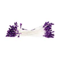 №54 Цветочные тычинки фиолетовые