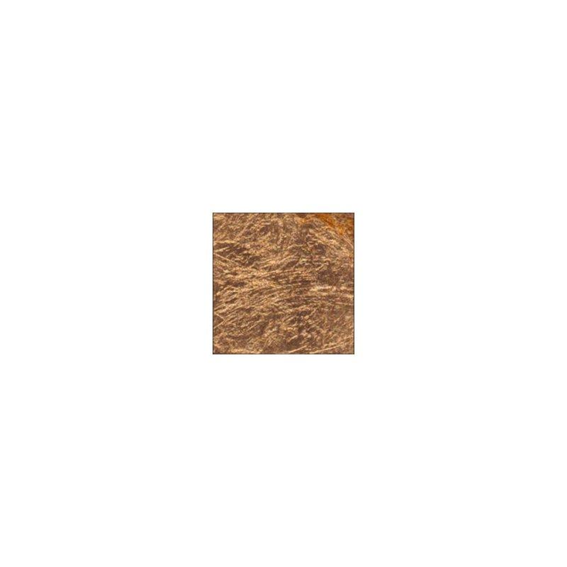 Поталь в листах, цвет - медь, 16х16 см, 25 листов