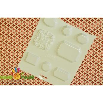Пластиковая форма  Орнамент №02 5530