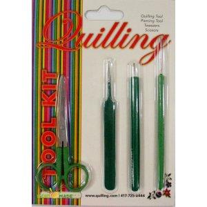 Набор инструментов для квиллинга №2