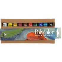 Набор акриловых красок Polycolor (Maimeri) 10 цв