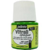 Краска для стекла непрозрачная Vitrail Opaque 42 Светло-зеленый, 45мл.