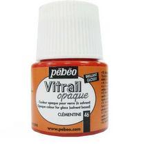 Краска для стекла непрозрачная Vitrail Opaque 46 Клемантин