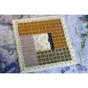 Рамка декоративная с мозаикой
