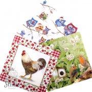 Птицы для рукоделия - Киев: цена, фото, купить в интернет-магазине Handmade Studio