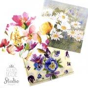 Цветы разные для рукоделия - Киев: цена, фото, купить в интернет-магазине Handmade Studio
