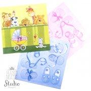 Детские салфетки для рукоделия - Киев: цена, фото, купить в интернет-магазине Handmade Studio