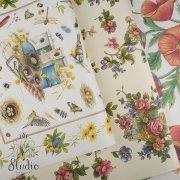 Декупажные карты 50х70 см для рукоделия - Киев: цена, фото, купить в интернет-магазине Handmade Studio