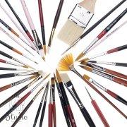 Кисти, холсты – купить в Киеве, интернет-магазин Handmade Studio: цены, фото
