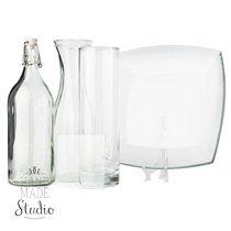 Скляні та керамічні заготівлі