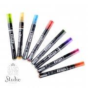 Краска-маркер под обжиг Vitrea прозрачный для рукоделия - Киев: цена, фото, купить в интернет-магазине Handmade Studio