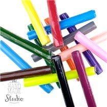 Полимерная глина bebik стандартные цвета, 17г.