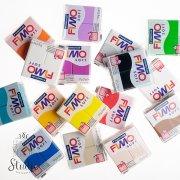 Полимерная глина Fimo Soft, 56г для рукоделия - Киев: цена, фото, купить в интернет-магазине Handmade Studio