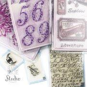Силиконовые штампы для рукоделия - Киев: цена, фото, купить в интернет-магазине Handmade Studio