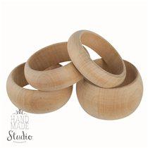 Дерев'яні браслети