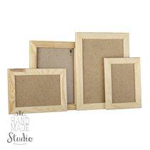 Дерев'яні рамки для фотографій