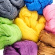 Меринос: купить шерсть для валяния мериноса в Киеве, продажа в Украине шерсти для валяния в интернет магазине HandMadeStudio